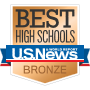 Best Schools in America for 2018 by US News and World Report.