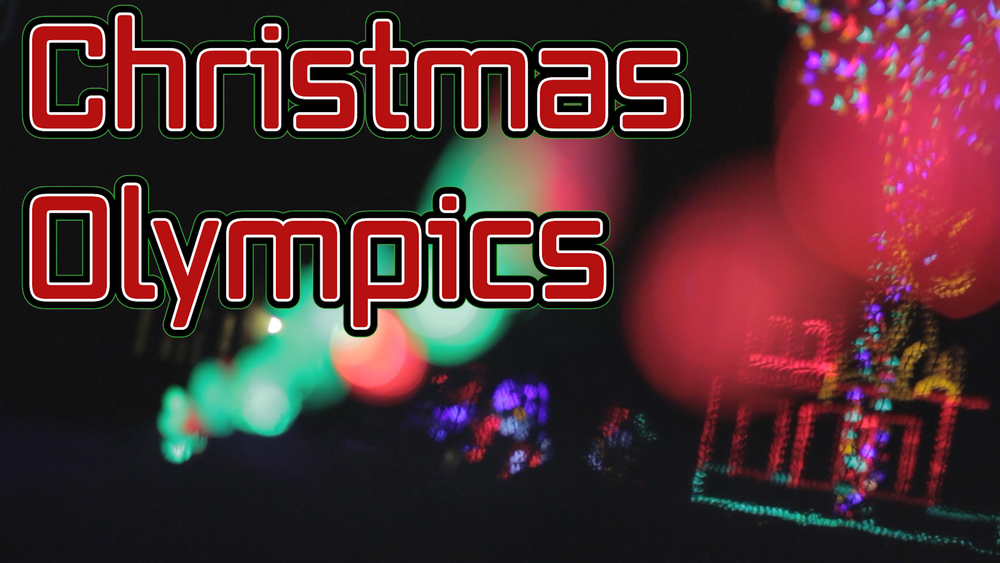 Christmas Olympics - Episode 2